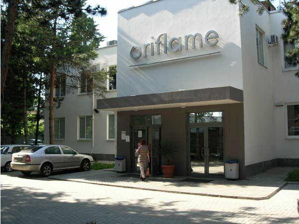 Адреса СПО Орифлейм