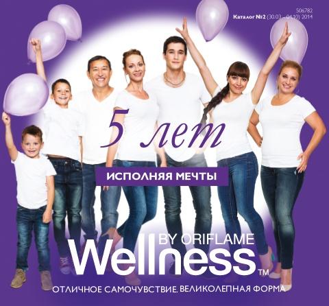wellness каталог