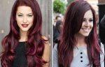 Цвет темно малиновый фото – фото модных оттенков на волосах разной длины (спелая, темная, черная, дикая вишня в шоколаде, винный глинтвейн, рубиновый, гранат и другие), кому подходит