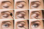 Как сделать себе макияж в домашних условиях фото пошагово – Как правильно сделать макияж в домашних условиях — инструкция с пошаговыми фото