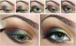Какой макияж подойдет к зеленым глазам – Макияж для зеленых глаз — правильный мастер класс с фото, несколько технологий нанесения | Владивосток