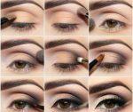 Макияж для голубых глаз смоки айс пошагово – Макияж смоки айс для карих, зеленых, голубых, серых глаз. Как сделать макияж глаз смоки айс в домашних условиях: техника выполнения