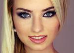 Макияж фото на голубые глаза – Макияж для голубых глаз — фото лучших и стильных идей для акцентирования красоты