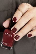 Марсала цвет на ногтях фото – идеи с необычным дизайном 2018, с камнями и другие модные веяния на ногтях