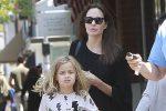 Анджелина джоли и дети фото – Сладкий шопинг: Анджелина Джоли с дочерями Шайло и Вивьен были замечены в кондитерской в Лос-Анджелесе