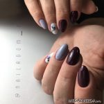 Форма ногтей миндаль на коротких ногтях фото – Маникюр на овальные ногти – фото идей дизайна ногтей – Страница 2 из 20