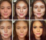 Как сделать лицо уже визуально – Как сделать лицо худым. Как сделать лицо худым визуально. Как сделать лицо визуально уже и меньше вы узнаете в этой статье.