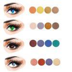Как выбрать цвет теней для глаз – Как подобрать тени 🔥 для век по цвету глаз и цветотипу