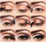 Коричневые тени как красить – Как правильно красить веки коричневыми тенями. Как правильно красить зеленые глаза