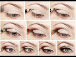 Красивый макияж для глаз – Легкий макияж глаз в домашних условиях пошагово. Как сделать красивый легкий макияж на каждый день для карих, голубых, зеленых, серых глаз?