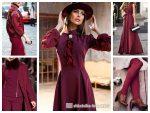 Макияж под платье марсала – истина в вине Платье цвета марсала; с чем носить, самые удачные луки и образы с платьем винных оттенков