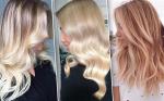 Окрашивание блонд с затемнением корней – Балаяж для блондинок: 30 эффектных идей модного окрашивания
