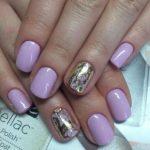 Узоры золотые на ногтях – Рисунки золотом на ногтях — 60 фото идей красивого оформления ногтей с рисунком