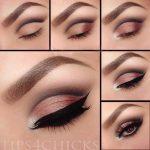 Яркий макияж глаз как сделать – Яркий макияж глаз: идеи, техники, фото