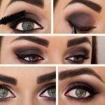 Как макияжем увеличить глаза пошагово фото – Макияж для увеличения глаз пошагово (фото). Макияж для карих глаз для увеличения глаз :: SYL.ru