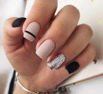 Ногти квадрат зауженный – квадратный маникюр на короткие и длинные ногти фото