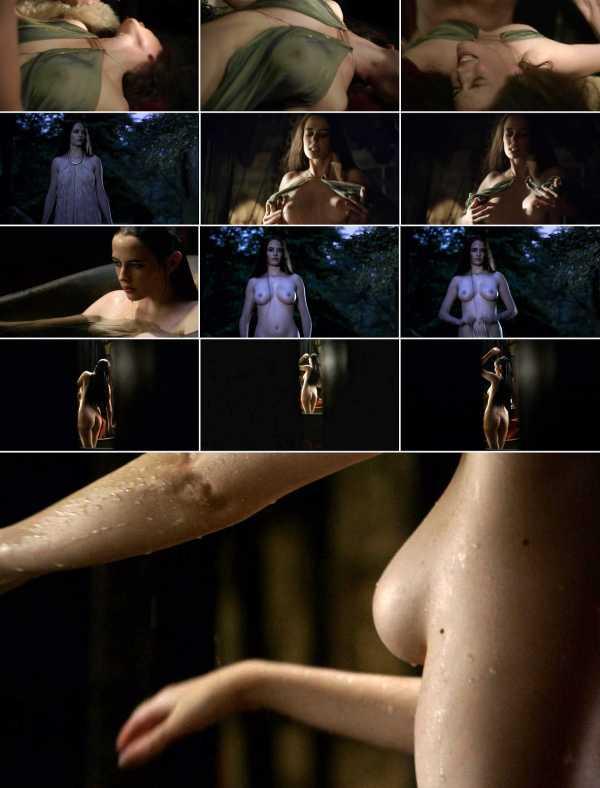 много эротические моменты с ева грин каждого видео, есть