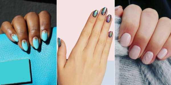 Какую форму ногтей сделать на коротких ногтях