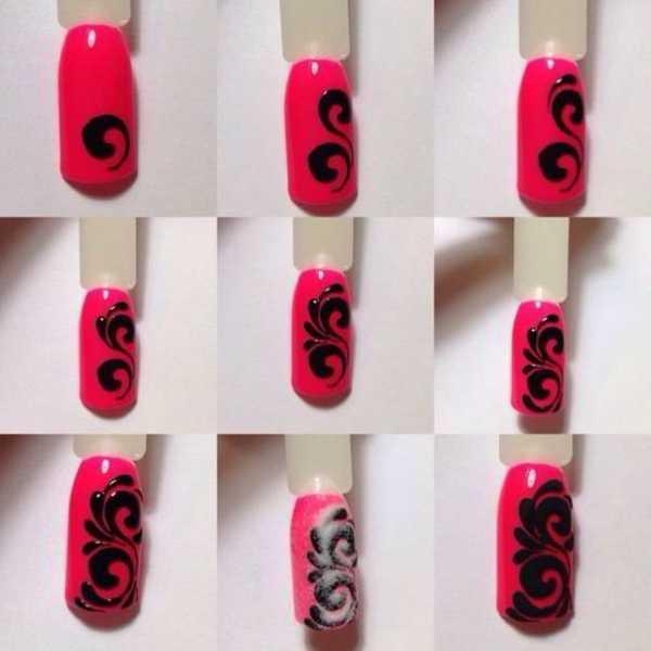 Маникюр На Маленькие Ногти Фото Дизайн
